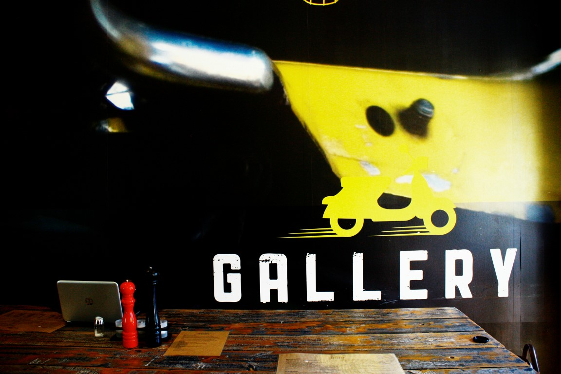 Gallery 324 Pizza, Toorak Rd, South Yarra