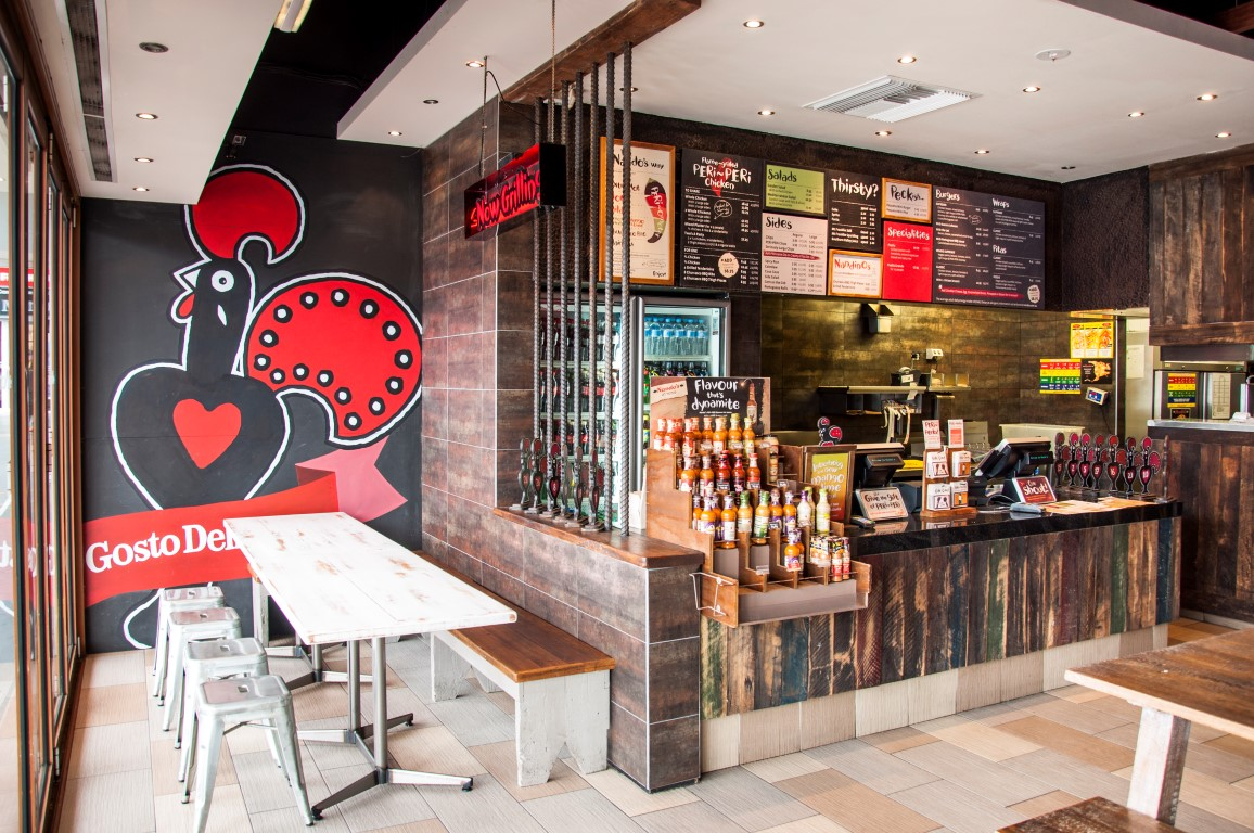 Nandos plenty rd bundoora all in one design build