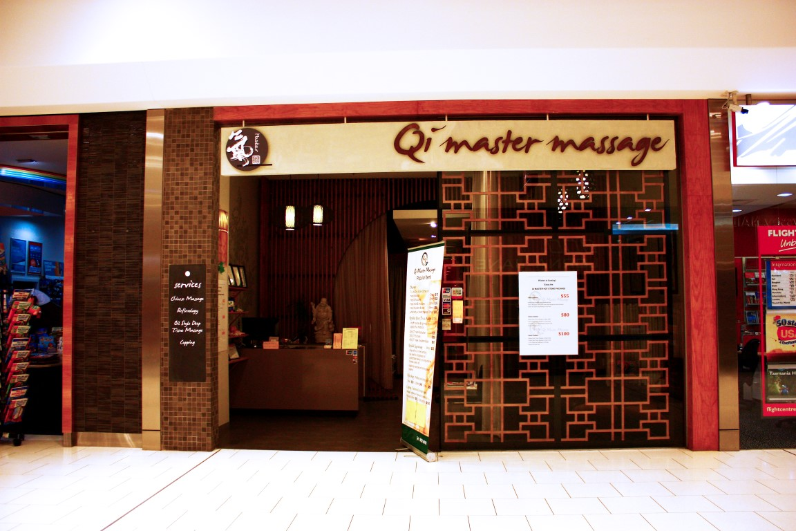 Qi Master, Tooronga Shopping Mall, Tooranga
